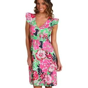 Lilly Pulitzer A Thing Called Love Cherry Dress